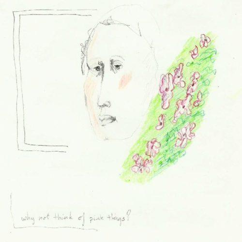 tekeningen 2011- pink things