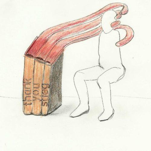 tekeningen 2011- thankyou Stieg