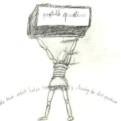 tekeningen 2011-the true artist 001