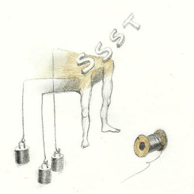 tekeningen 2012- peace of mind