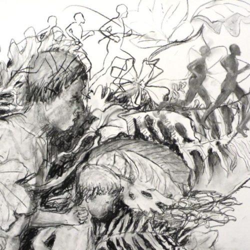 voorstudie Cave of forgotten dreams
